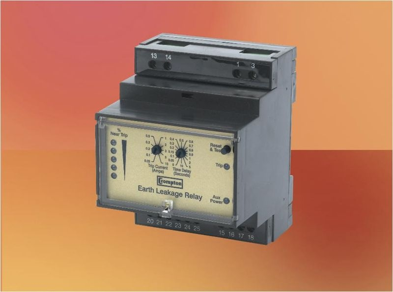 Earth Leakage Protection Trip Relays