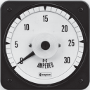 078 High Shock DC Ammeters