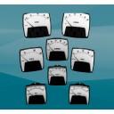 Saxon Indicators - AC Voltmeter