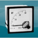DIN Panel Meters – Short scale - AC Ammeters Rectified