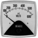 Series Fiesta 016 True RMS AC Voltmeters