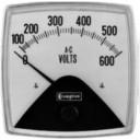 Series Fiesta 016 AC Rectified Voltmeters