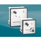 Series E242 (48 x 48 mm) Short Scale DIN Panel AC Ammeters