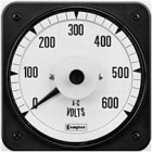 Series 078 AC Voltmeters Expanded Scale