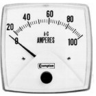 Series Fiesta 016 True RMS AC Ammeters