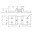 Type 860 Form C - Solid End Block Shunts