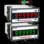Model DI-60T and DI-60E Digital Programmable Meter Controllers