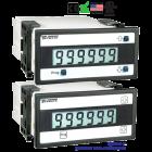 Model DI-60XT and DI-60XE Digital Programmable Meter Controllers