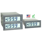 Model SP-35XMV DC Ammeter for Battery Powered Systems