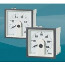 DIN Panel Meters – Long Scale - DC Ammeter