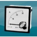 DIN Panel Meters – Short scale - DC Voltmeters