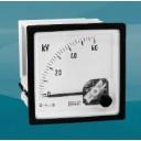 DIN Panel Meters – Short scale - AC Voltmeters Rectified