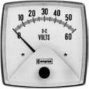 Series Fiesta 016 DC Voltmeters