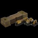 Type LA - Lightweight Base Mounted Shunts