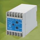 AC Current with Adjustable Time Delay DIN Relay