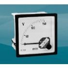 DIN Panel Meters – Short scale - AC Voltmeters