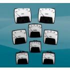 Saxon Indicators - DC Voltmeters