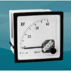 DIN Panel Meters – Short scale - AC Voltmeters Rectified