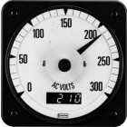 Model 007-DI Digital/Analog Combination AC Voltmeters