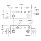 Type ASB - Printed Circuit Board and Adjustable Shunts
