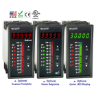Model DI-50EB51 & DI-50TB51 Digital Programmable Meter Controllers