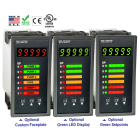 Model DI-50EAN6 & DI-50TAN6 Digital Programmable Meter Controllers