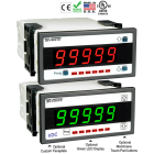Model DI-50E & DI-50T Digital Programmable Meter Controllers