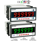 Model DI-60T and DI-60E Digital Programmable Meter Controllers