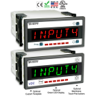 Model DI-60AE & DI-60AT Digital Programmable Meter Controllers