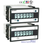Model DI-60XT and DI-60XE Digital Programmable Meter Controllers