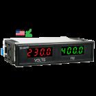 Model DD-40VHZ Dual AC Volt/Frequency Digital Meter