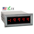 Model PM-45L and PM-45LU Precision Panel Meter
