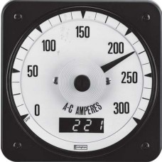 Model 007-DI Digital/Analog Combination AC Ammeters